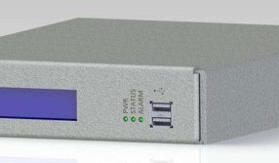 Sheetmetal Enctronics Enclosure